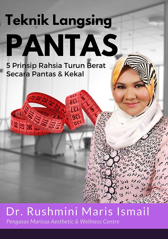 Cover Ebook Teknik Langsing Pantas Dr Rushmini